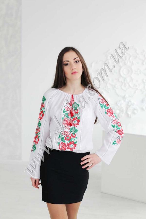 Блузка Вышиванка Купить В Воронеже