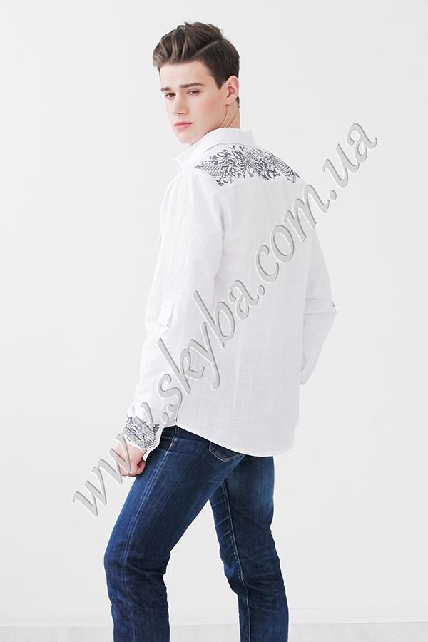 Чоловіча вишита сорочка СК1241 a88e7e90cf7ca