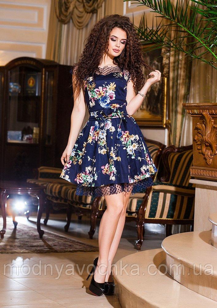 Урочиста пишна сукня укороченої довжини - Товари - Інтернет-магазин ... 38743a0a99470