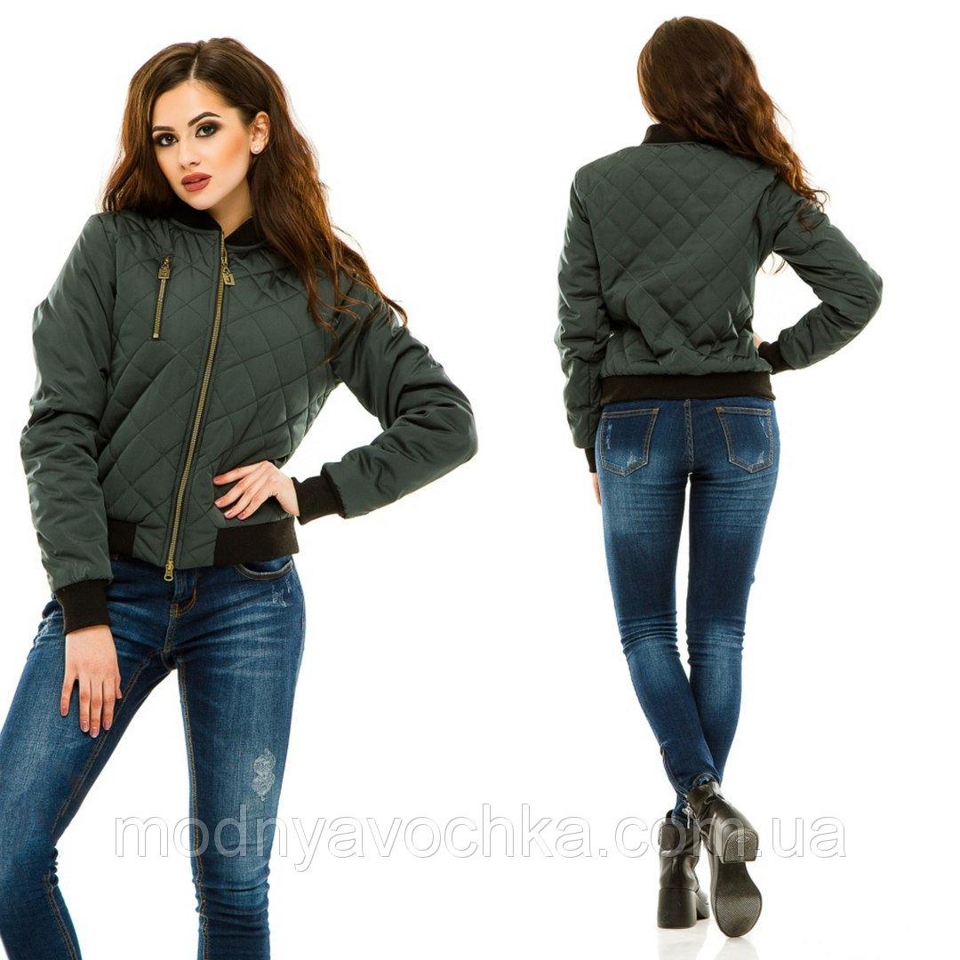 Молодіжна куртка-бомбер - Товари - Інтернет-магазин