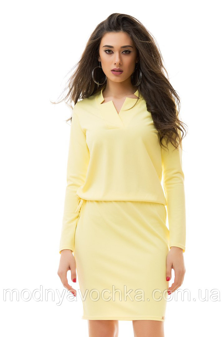 Сукня весняного настрою - Товари - Інтернет-магазин
