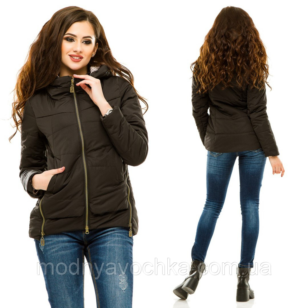 Демісезонна куртка з капюшоном - Товари - Інтернет-магазин ... f1bea8c376840