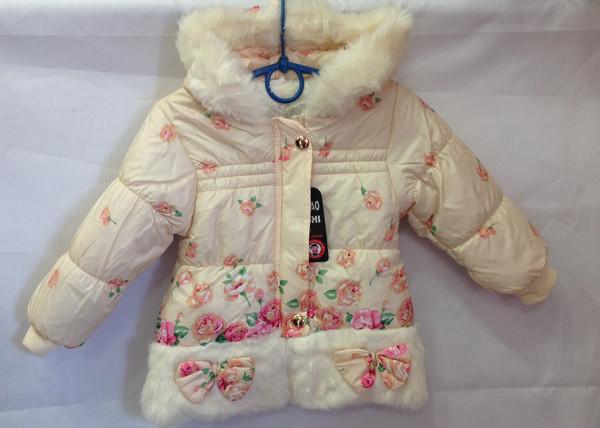 Демісезонні куртки для дівчаток оптом 1-3 роки - Товари - Дитячий ... 17008808a3477