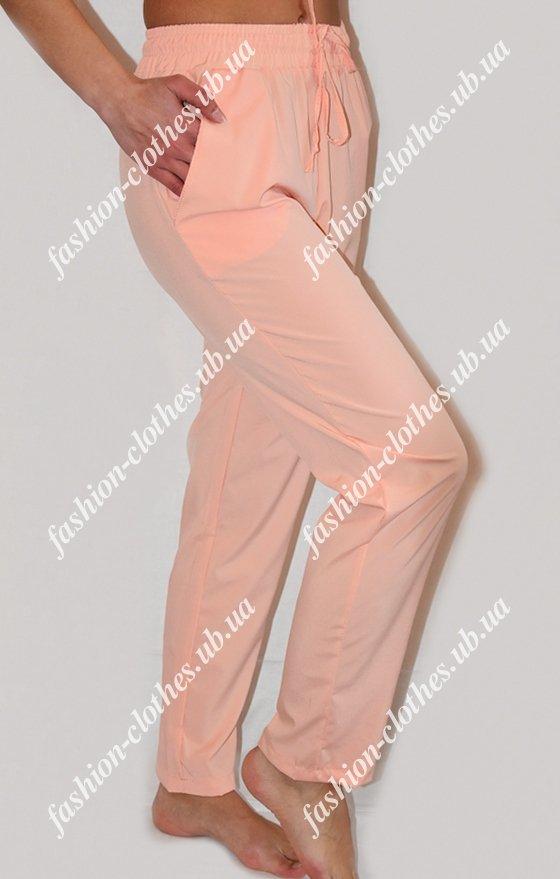 Жіночі літні штани Штапель ціна 68fb06e1d08d9
