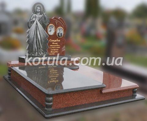 Памятники из гранита изготовление двойные фото цена на памятники москва л