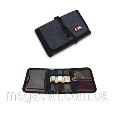 936b8bec922b Органайзер для кабелей и мелкой электроники BUBM (держатель Бамб ...