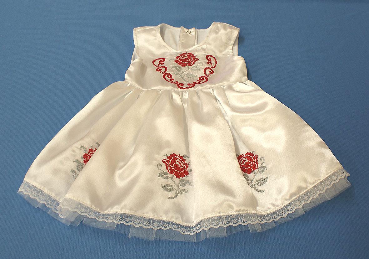 Хрестильний комплект для дівчинки 7404f0921142e