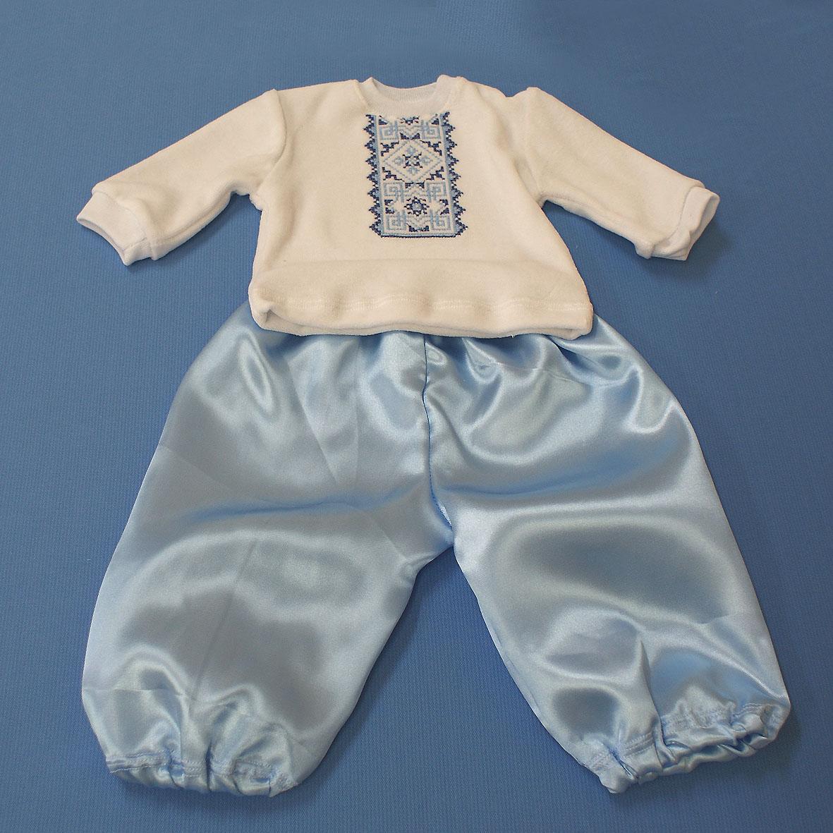 Комплект для хрещення хлопчика 9b604897bf573