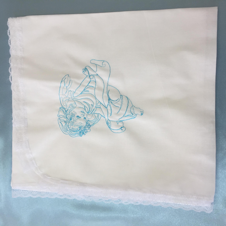 Крижма для хрещення немовлят (90х90 см) 5aa868379353b