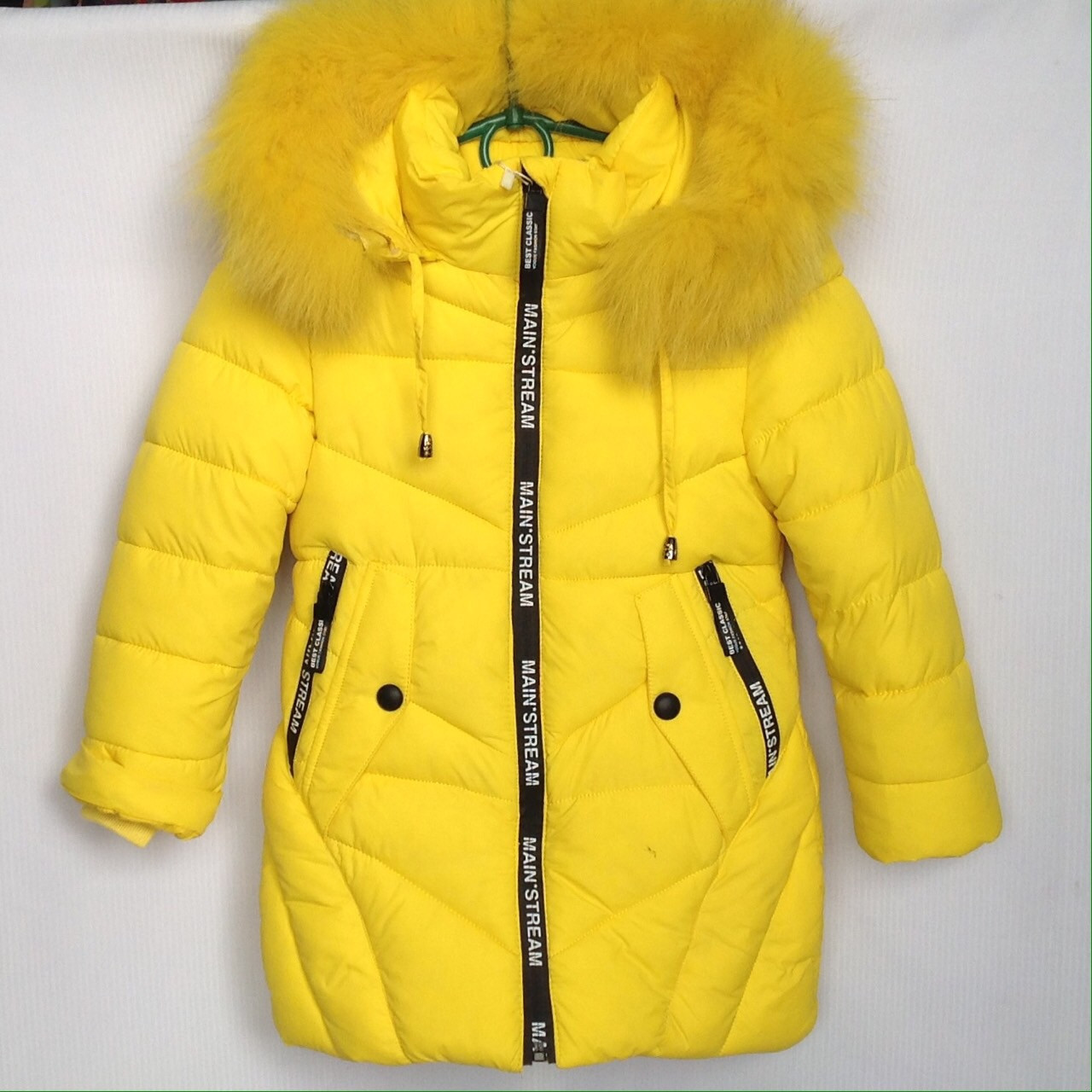 Куртка дитяча зимова оптом 104-128 - Товари - Дитячий одяг оптом ... e6aedcb16567e