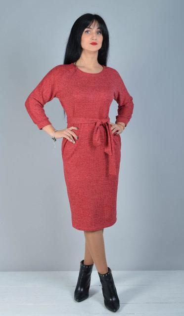 Жіноче тепле плаття 193 - Товари - Купити стильні сукні dfb7fba0c8052