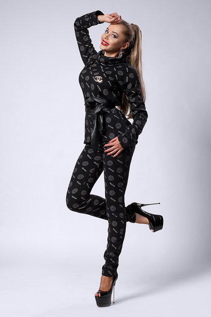 Теплий жіночий костюм 300 - Товари - Купити стильні сукні 47823404ebaee