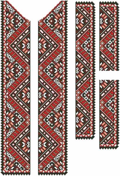 Заготовка для вишивки чоловічої сорочки СЧ - 10 - Товари - Схеми для ... 6fc30366e141c