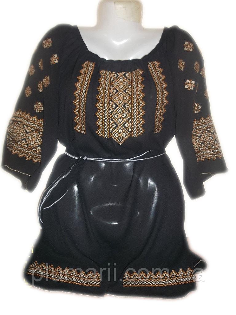 af4bef7c83ccd3 Жіноча вишита блузка