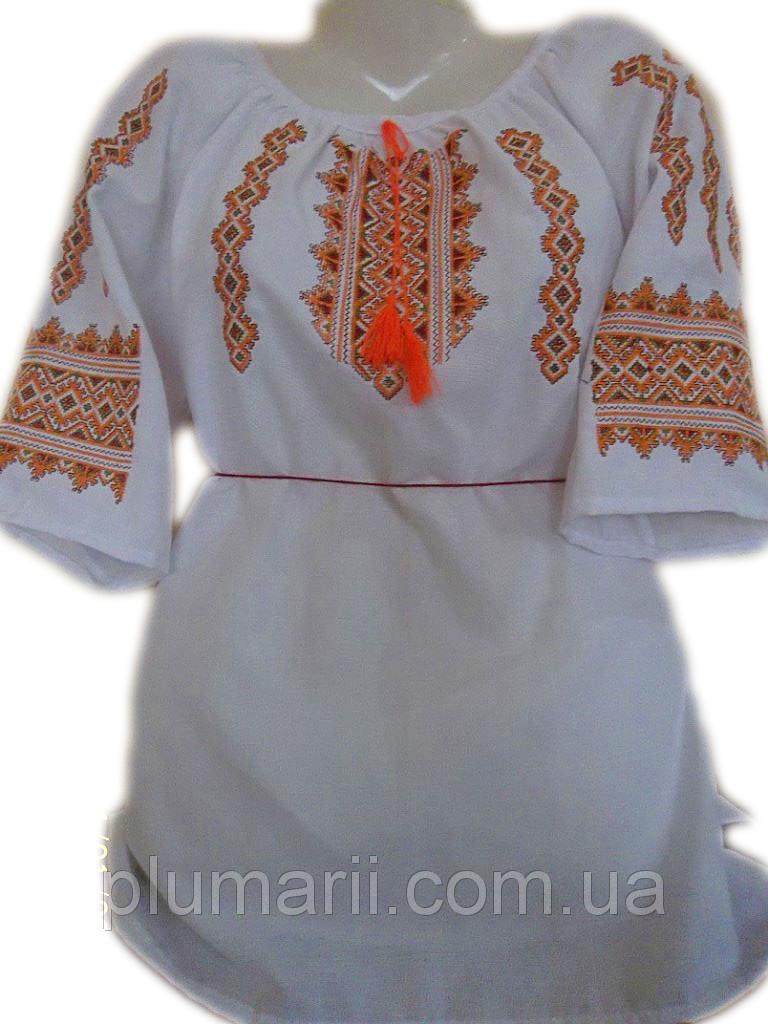 fd4df46ca0e0d6 Жіноча вишита блузка