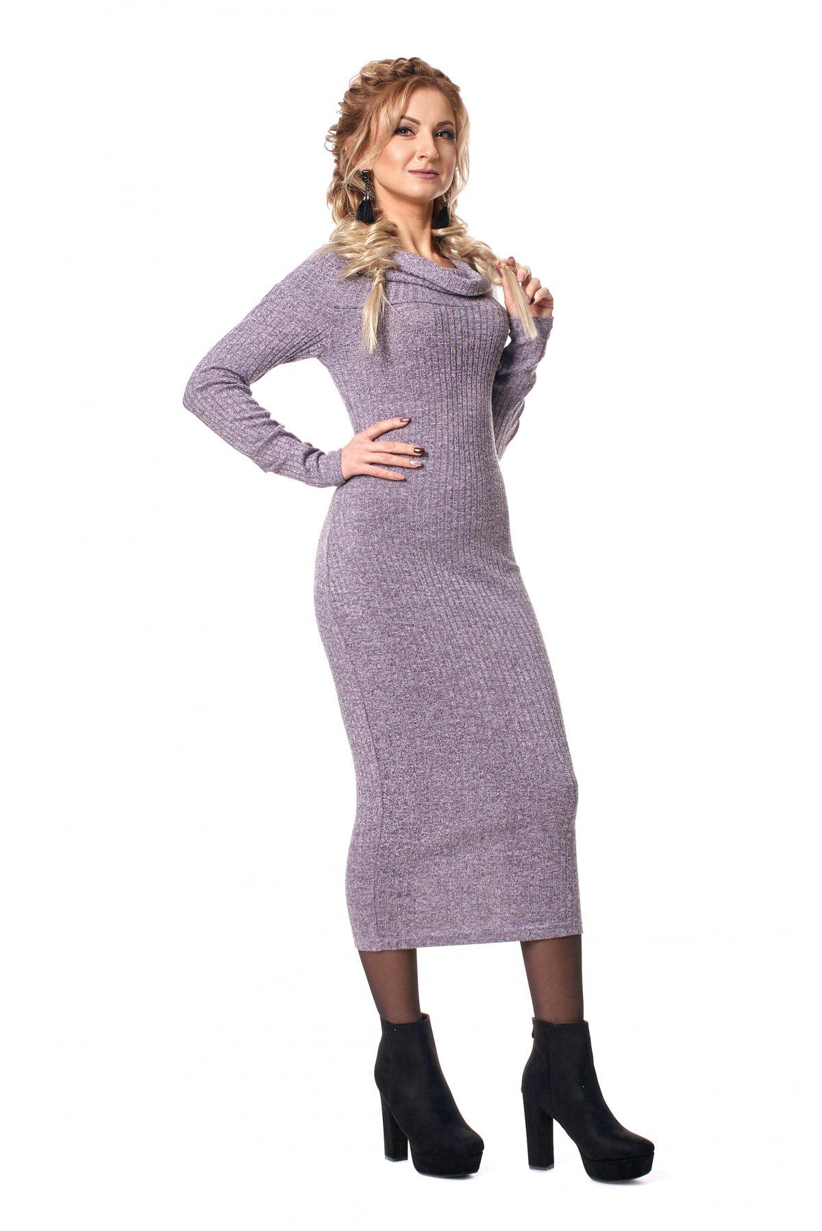 5a074f2ba04adf Жіноче довге трикотажне плаття 1022 - Товари - Купити стильні сукні ...