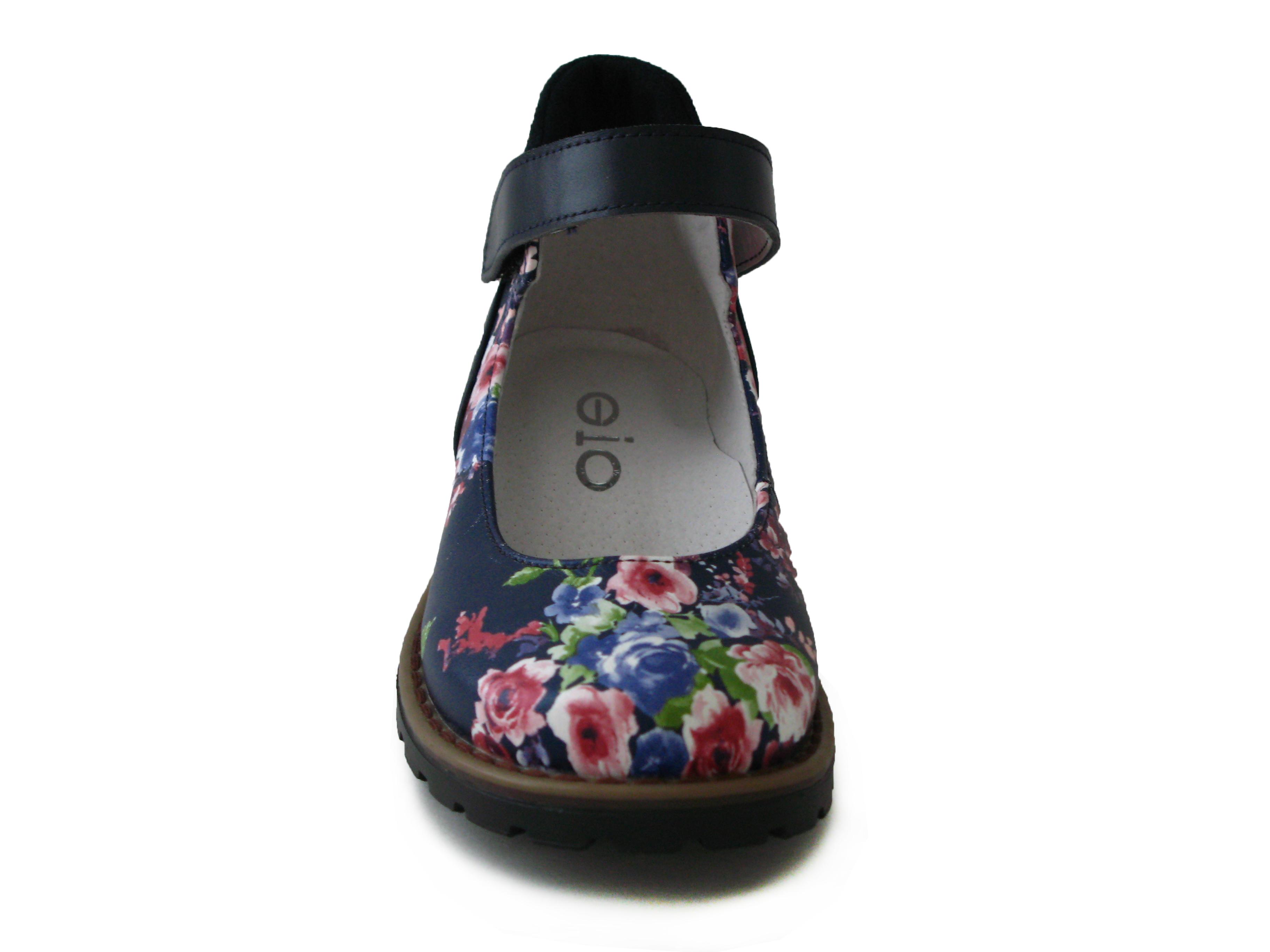 f83ac246f2c43c Туфлі з квітковим принтом Giorgio Vito купити у роздріб. loading...  Наведіть курсор, щоб збільшити