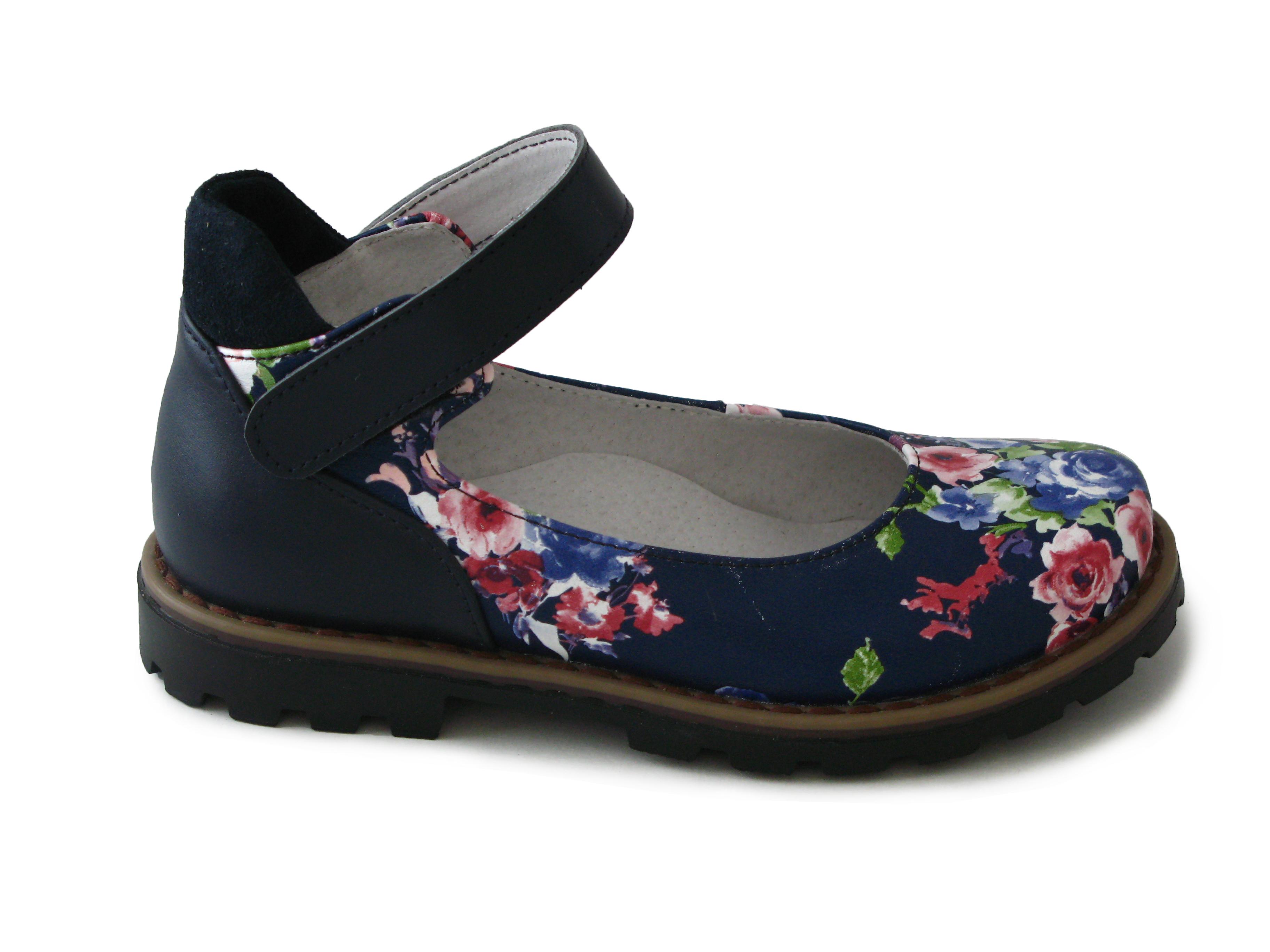 30e85ba80970c0 Туфлі з квітковим принтом Giorgio Vito купити у роздріб - Товари ...