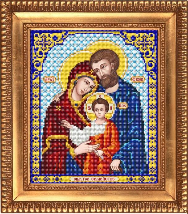 Заготовка для вишивки ікони Святе сімейство ціна ead2e027fca0b