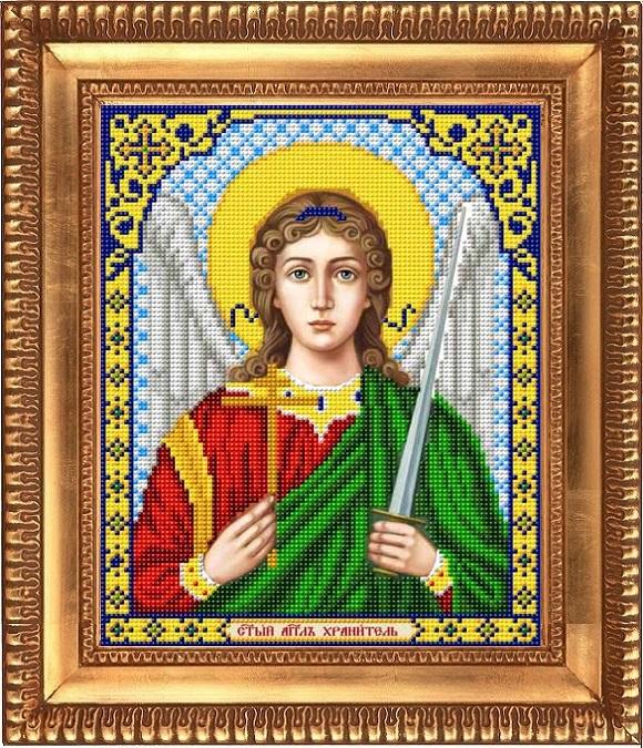 Заготовка для вишивки ікони Ангел-Охоронець - Товари - Схеми для ... 5efeacf298a83