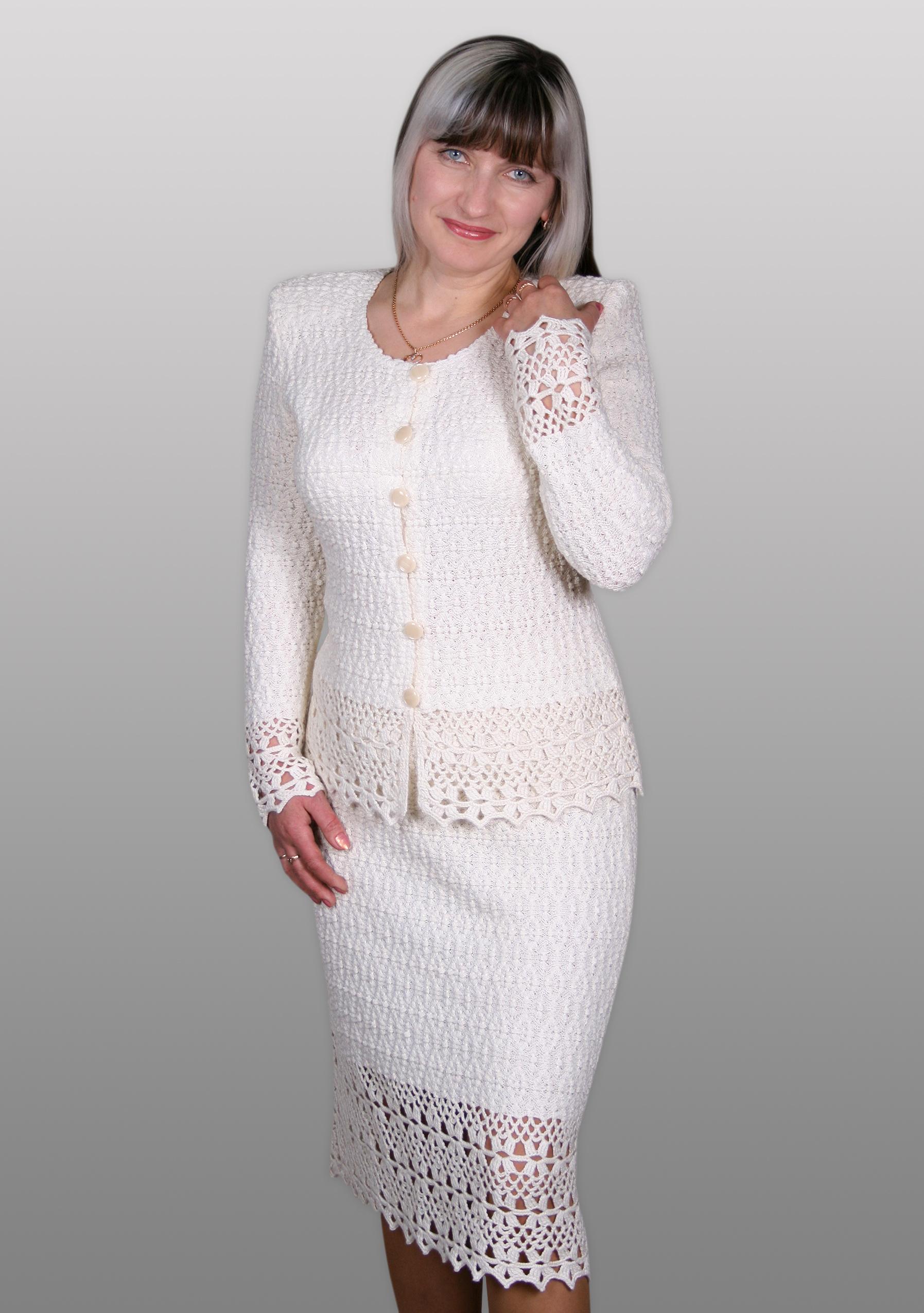 Класичний жіночий костюм «Оксана» 70e1e59fcaf9e