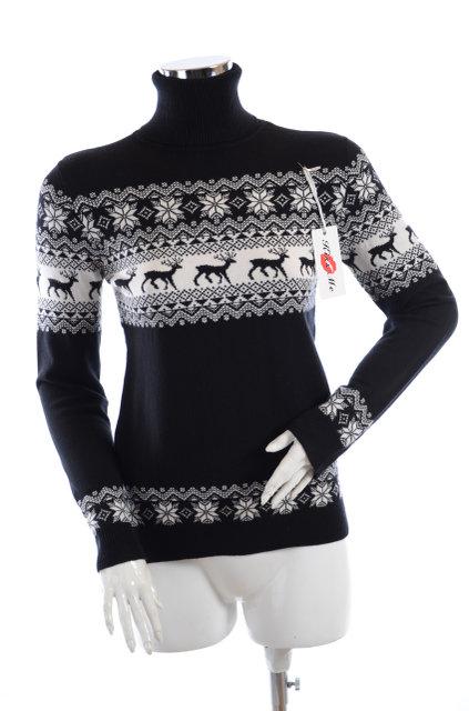 Жіночий теплий светр з оленями Туреччина - Товари - Купити стильні ... e958540436b38