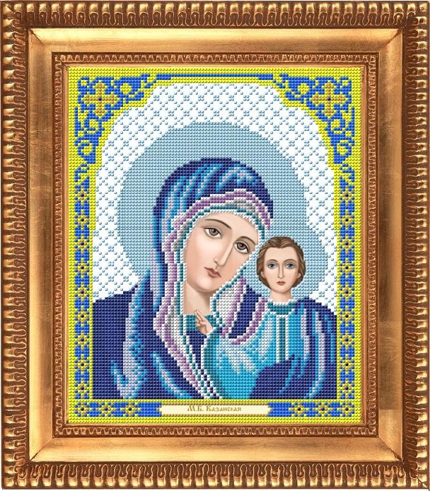 Заготовка для вишивки ікони Пр Богородиці Казанської - Товари ... f9bc665612637