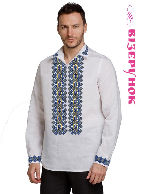 Схеми вишивки чоловічих сорочок ВЧ -8 - Товари - Схеми для вишивки ... 276b0cb3482f5