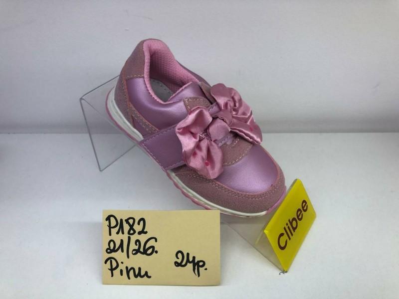 Кросівки для дівчинки Clibee 21-26 - Товари -