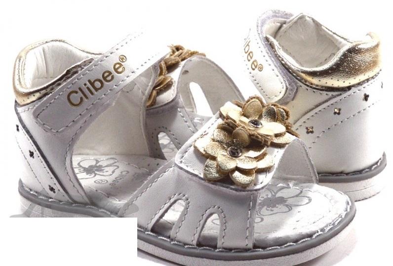 Босоніжки для дівчинки Clibee 20-25 - Товари -