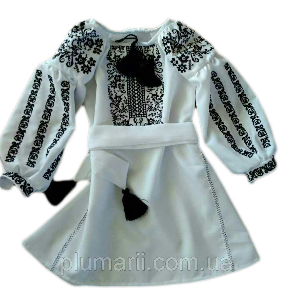 215e8a2bf3ce03 Вишите плаття для дівчинки