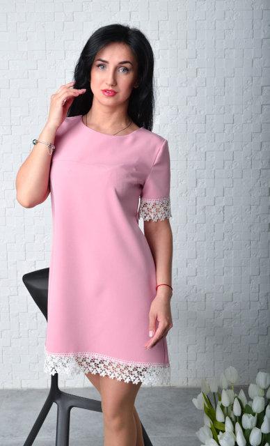 003bf1424f1bfa Жіноче плаття з мереживом 167 - Товари - Купити стильні сукні ...