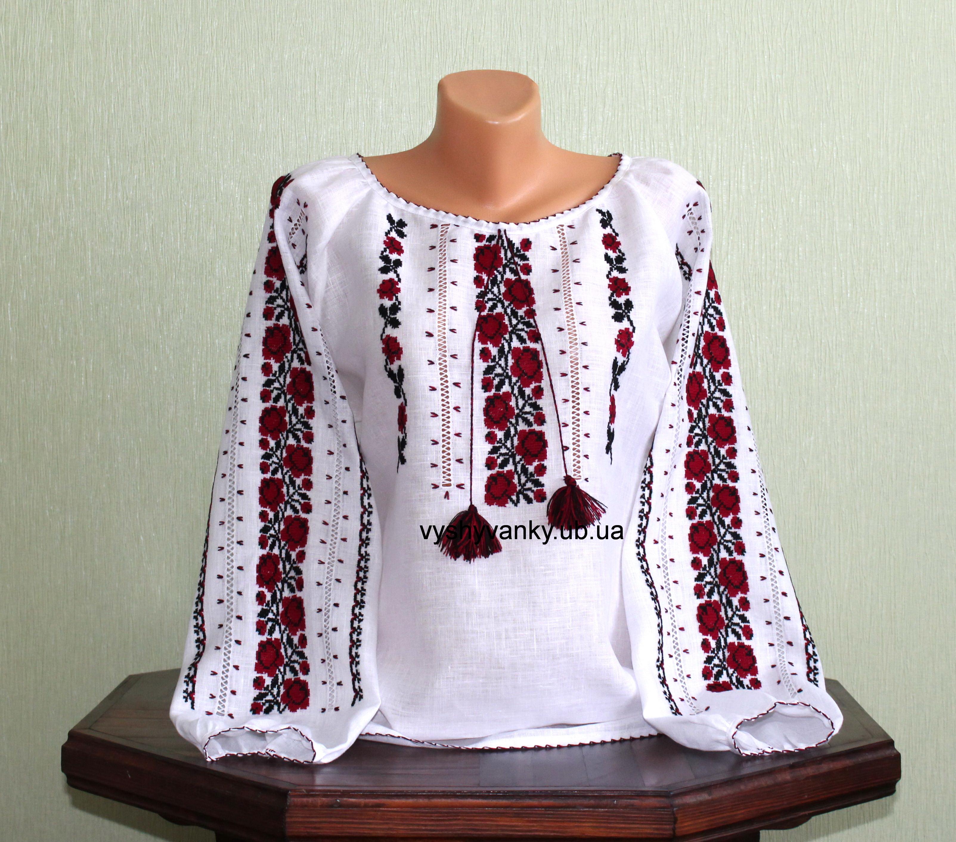 українські вишиті сорочки ручної роботи, ціна 1 400 грн., купити ...