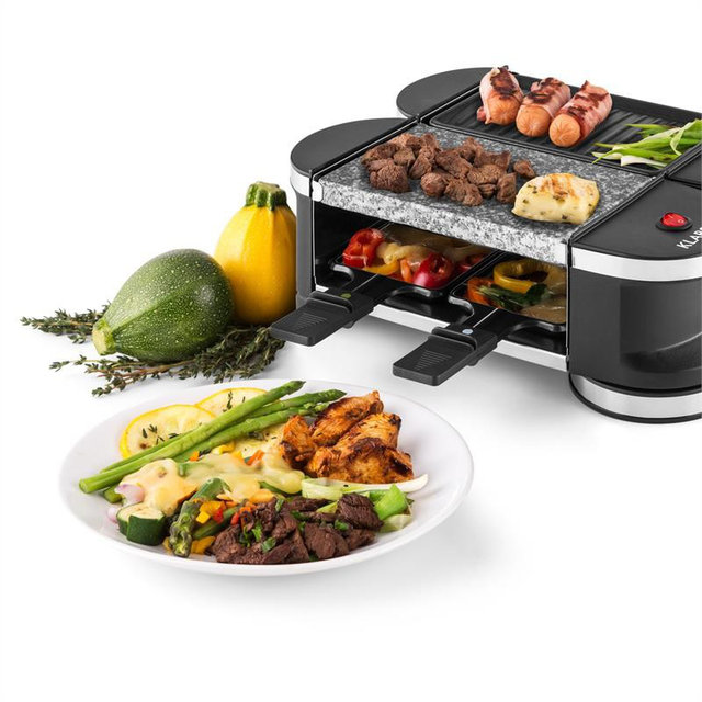 Гриль електричний Klarstein Tenderloin 100 Raclette Grill купити в ... 1a1a38df8534d