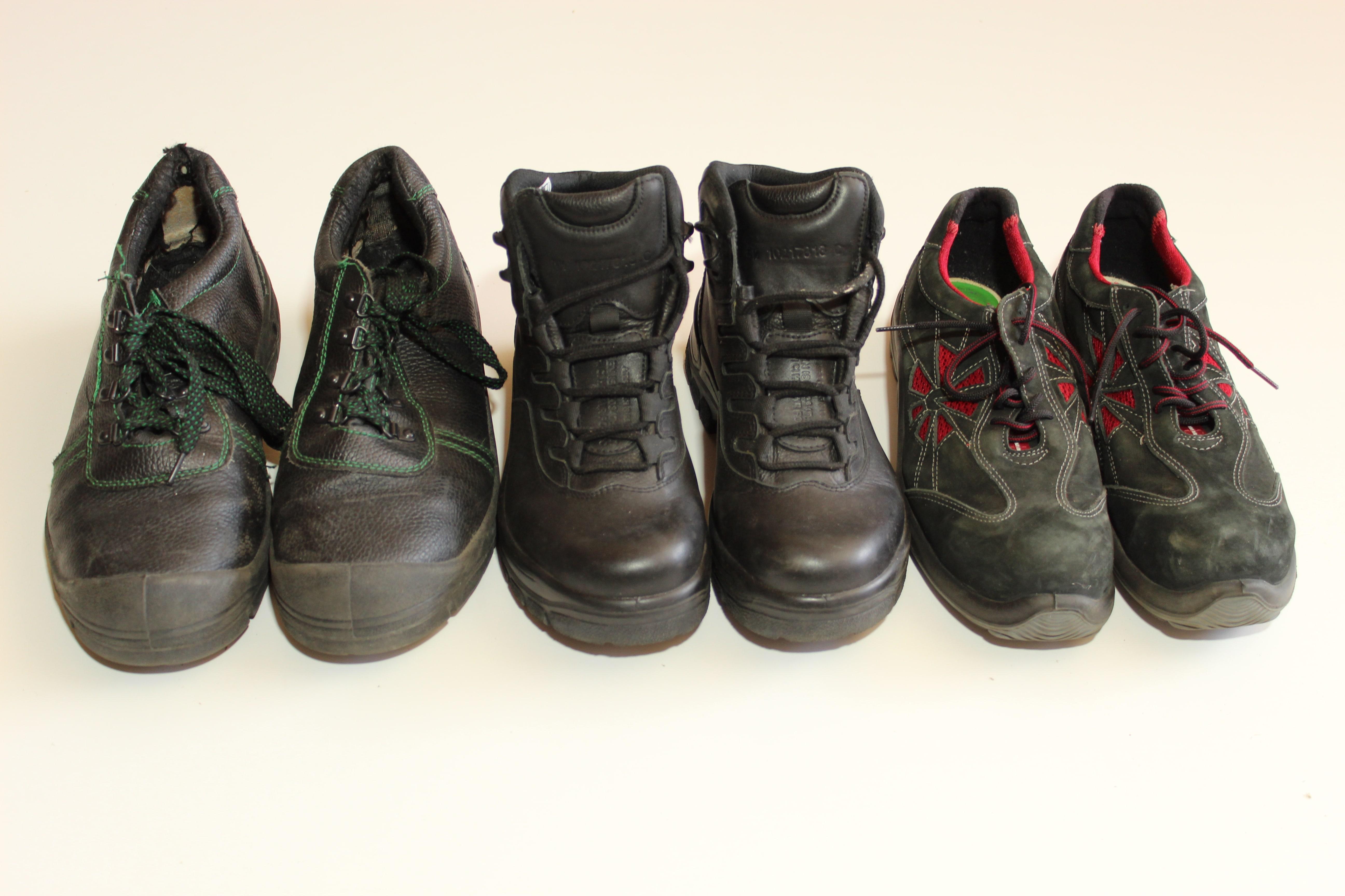 Взуття робоче секонд-хенд купити оптом ціна c2346d7653d13