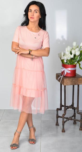 7a9c2826f25 Нарядное летнее платье