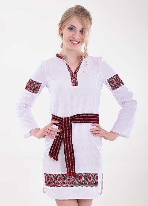 Льяное сукня ручна вишивка ціна 911ea53f62e34