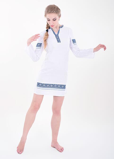 Льяное сукня ручна вишивка. loading... Наведіть курсор 7f09158cb82bf