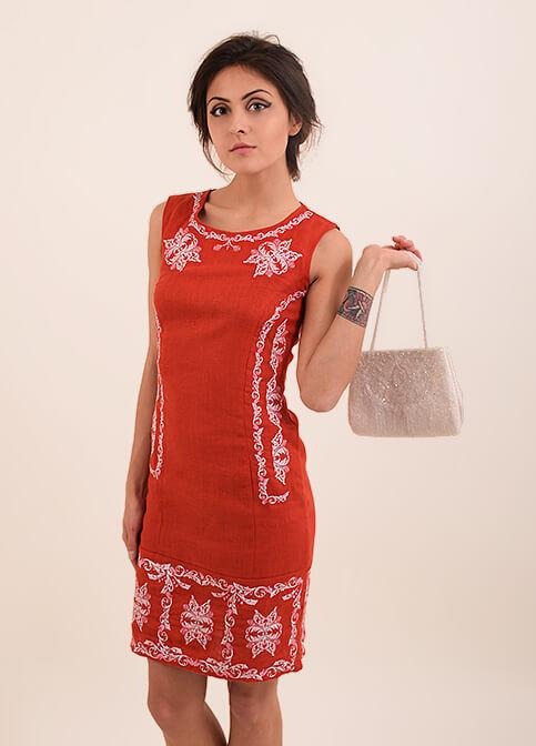 Льяное сукня вишиванка ціна d85cf69ba70a9