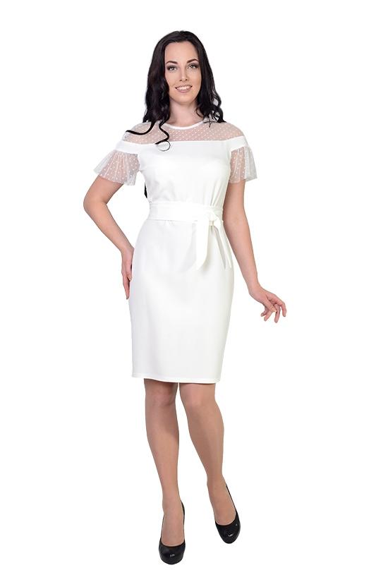 Жіноча святкова сукня з сіточки 8475 - Товари - Купити стильні сукні ... c86c59629faca
