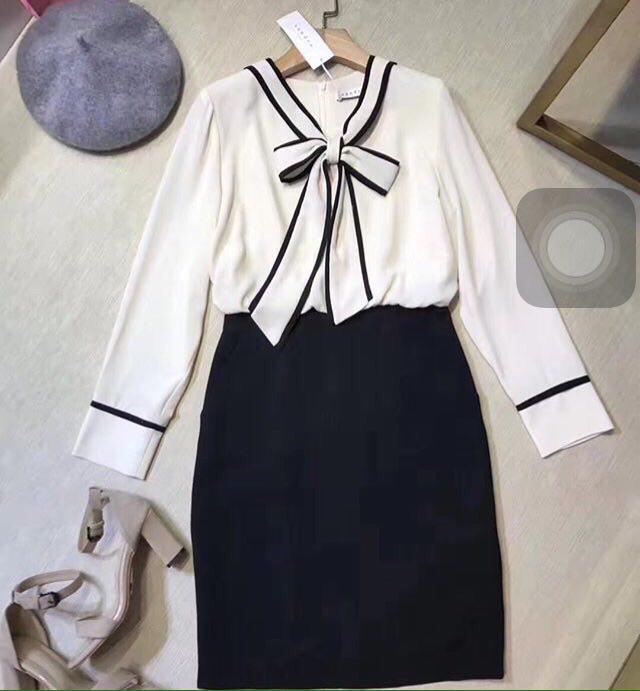 Плаття із чорною спідницею купити в Ужгороді - Товари - Турецькі ... 5e4b49da50a3e