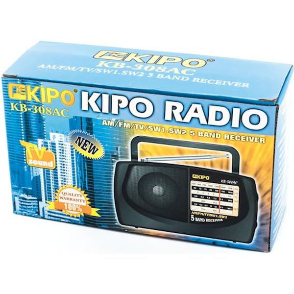 Радіоприймач кипо Kipo - KP 308ac a708204b548e8