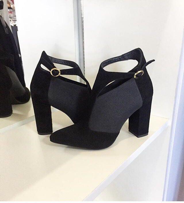 Замшеві туфлі-черевики купити в Тернополі - Товари - Турецькі сукні ... 982b8b41a4b7a