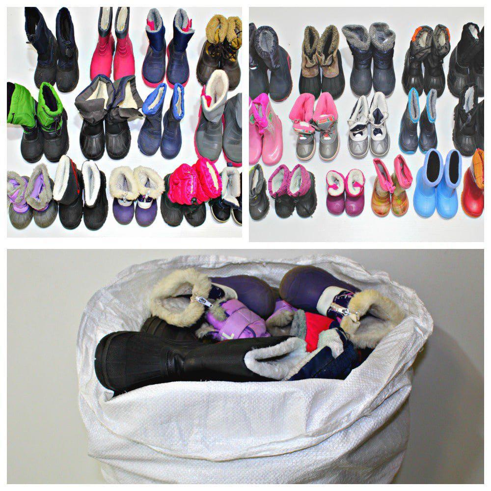 33174771791632 Обувь детская зимняя резиновая утепленная - Товары - Одяг секонд ...