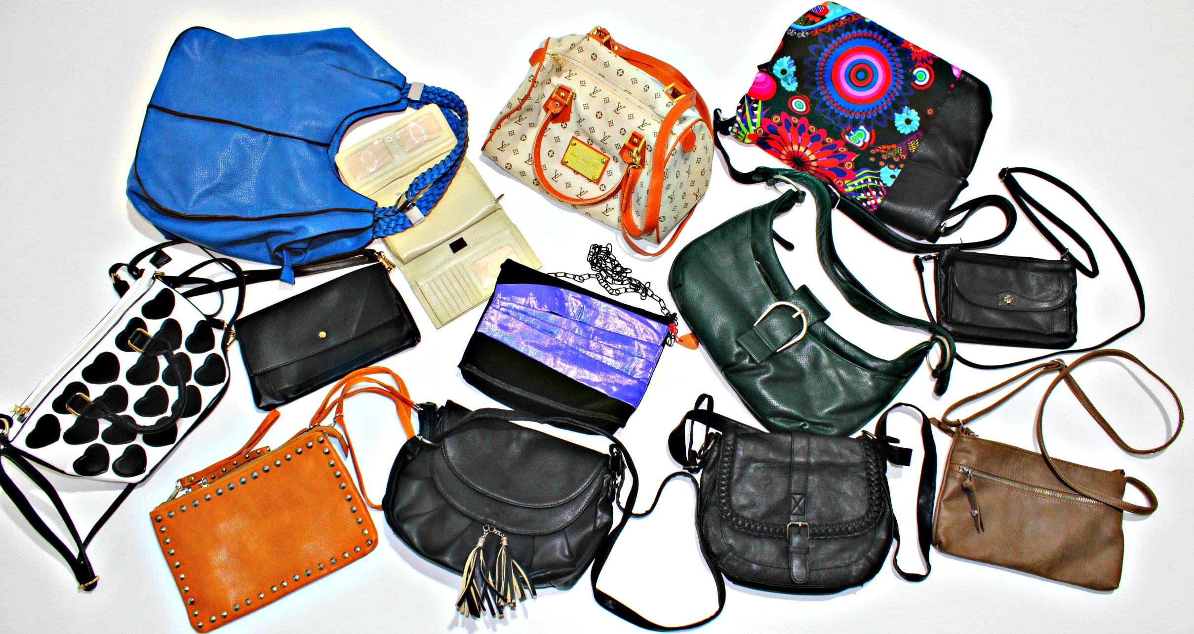 dc16a27b0b70 Секонд хенд сумки женские ОПТ. loading... Наведите курсор, чтобы увеличить.  Код товара 17216578