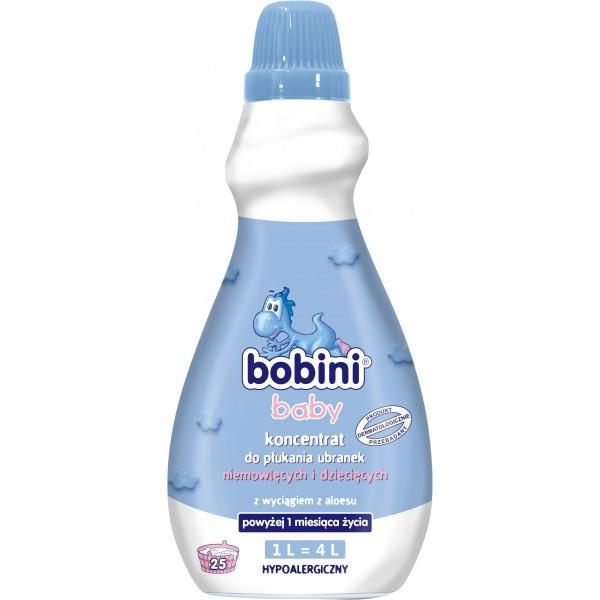Гіпоалергенний ополіскувач дитячого одягу Bobini a681cf11e35a8