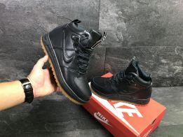 fc8bfe8c7d15c0 Стильні зимові чоловічі кросівки Nike Air Force LF-1 купити в Україні
