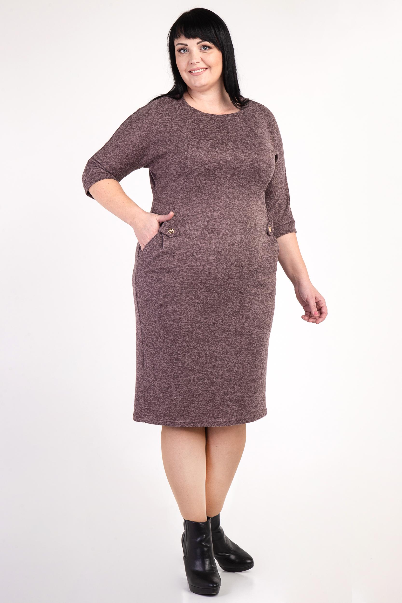 Жіноче тепле плаття 005a4a4108291