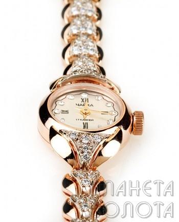 f21a7e1dbd40 Золотые часы  quot Чайка quot арт.56 - Товары - Ювелирный магазин ...