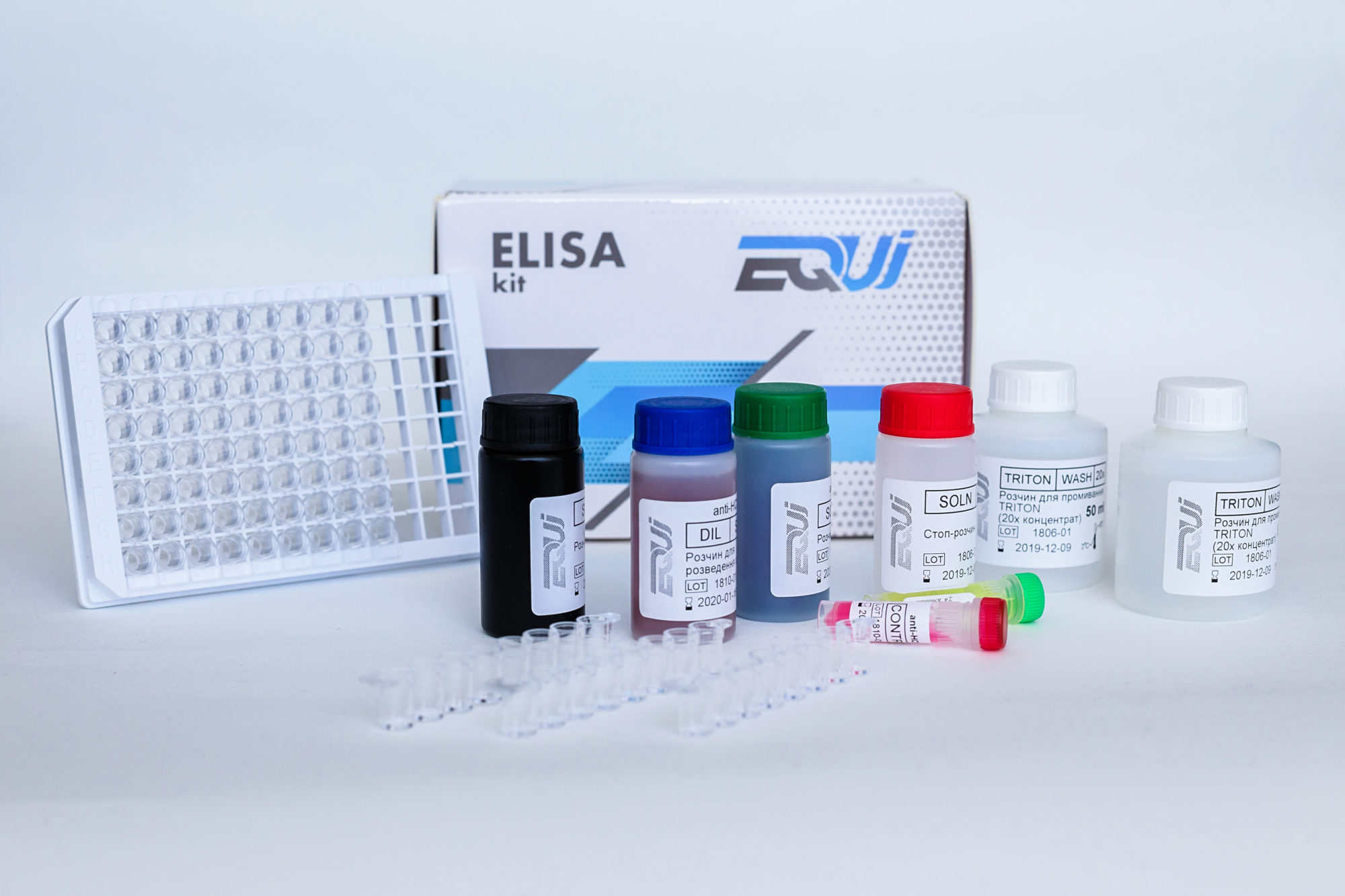 EQUI Helicobacter IgA
